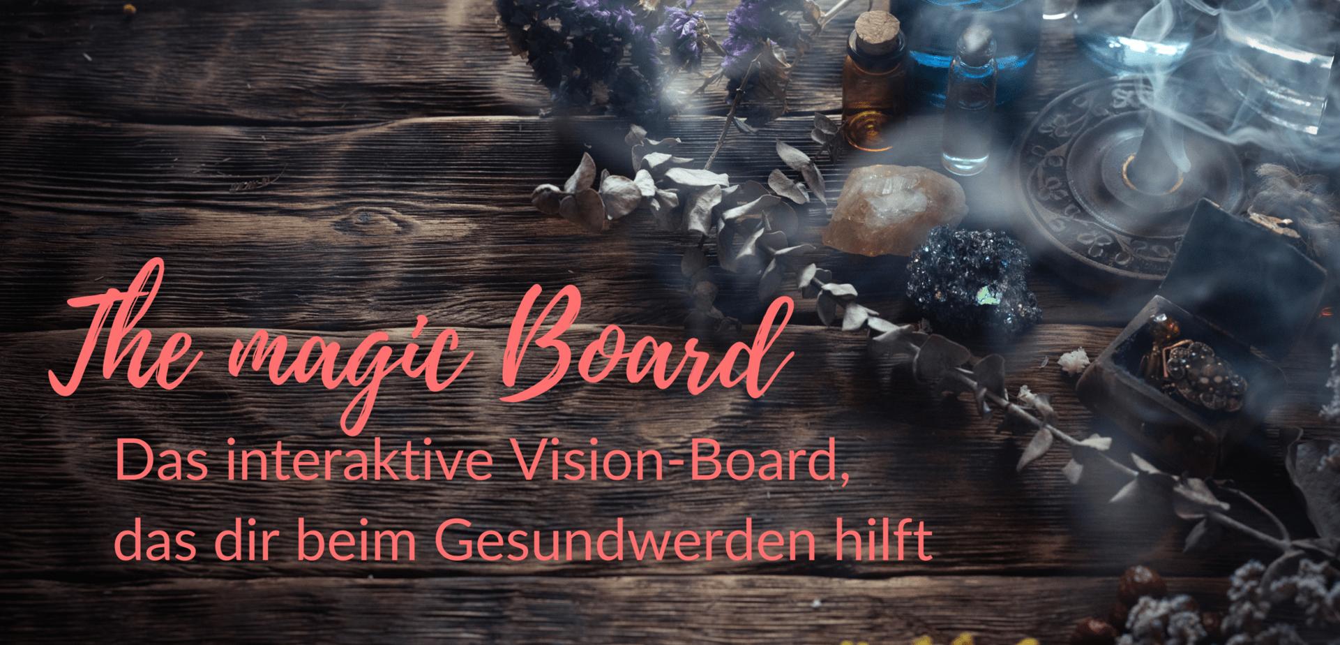 Alexandra Stross Magic Board