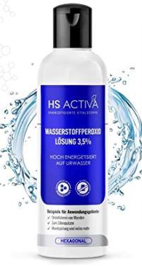 Wasserstoffperoxid Alexandra Stross Shop