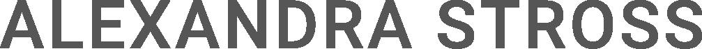 Alexandra Stross Logo